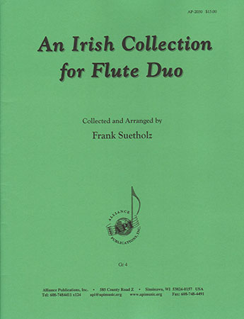 An Irish Collection for Flute Duo