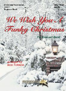 We Wish You A Funky Christmas