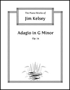 Adagio in G Minor, Op. 14