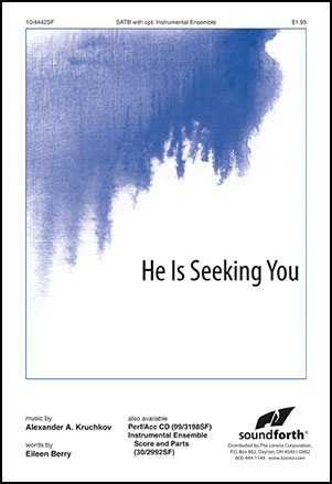 He Is Seeking You