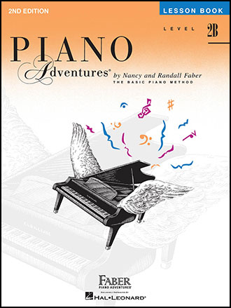 Piano Adventures Cover