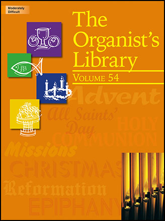 The Organist's Library Vol. 54