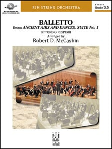Balletto from