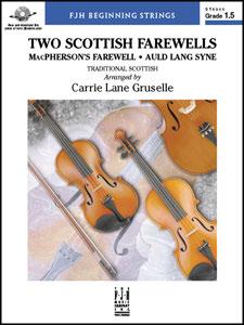 Two Scottish Farewells