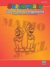 Super Mario Jazz Piano Arrangements