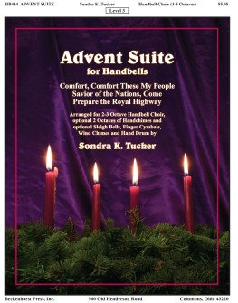 Advent Suite for Handbells