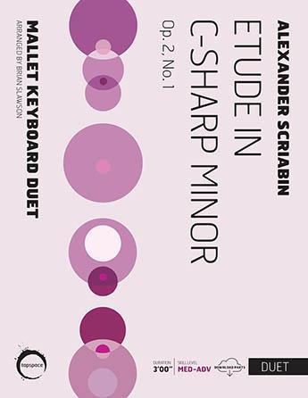 Etude in C# Minor No. 1, Op.2