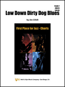 Low Down Dirty Dog Blues