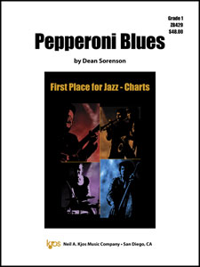 Pepperoni Blues
