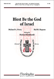Blest Be the God of Israel