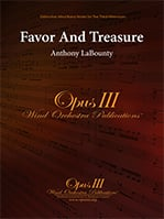 Favor and Treasure
