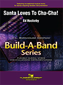Santa Loves to Cha Cha!