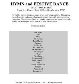 Hymn and Festive Dance