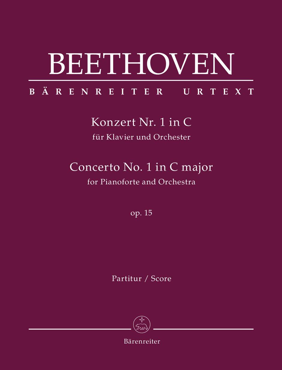 Concerto No. 1 in C Major, Op. 15