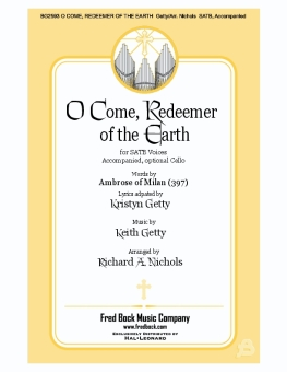 O Come, Redeemer of the Earth