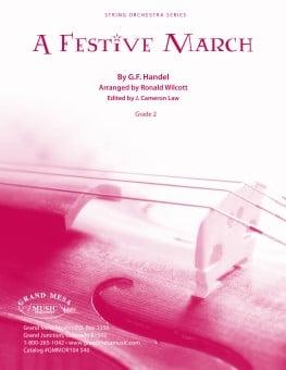A Festive March