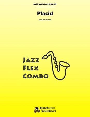 Placid  Cover