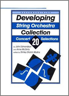 Queenwood Developing String Orchestra Collection