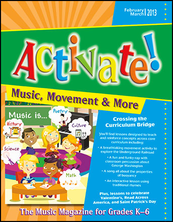 Activate Magazine February 2013-March 2013
