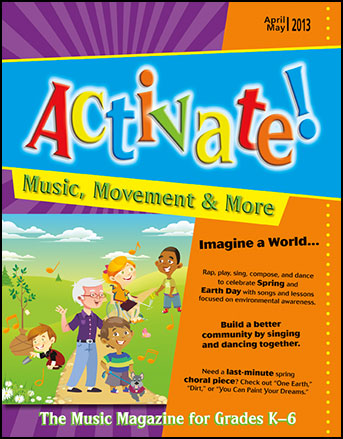 Activate Magazine April 2013-May 2013