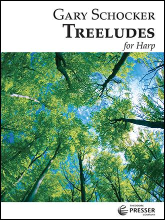 Treeludes for Harp