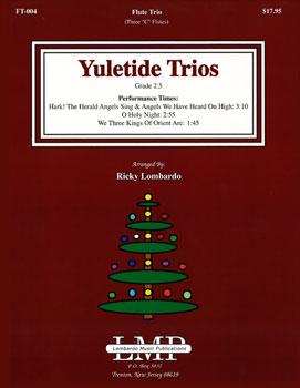 Yuletide Trios