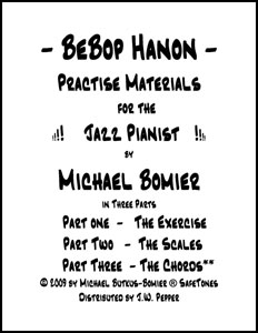 BeBop Hanon Part Three: The Chords