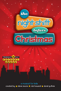 The Night Shift Before Christmas