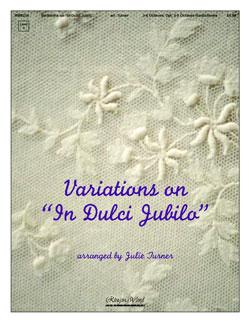 Variations on In Dulci Jubilo