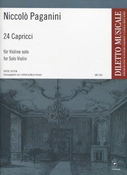 24 Capricci  Cover