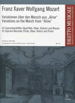 Variations on the March from