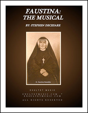 Faustina: the musical (Conductor Score)