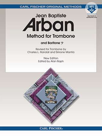 Arban's Complete Conservatory Method for Trombone