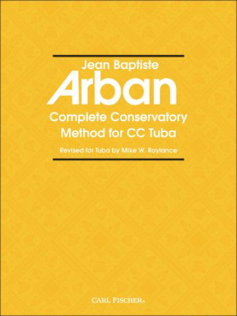 Arban's Complete Conservatory Method for Tuba