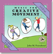 Music For Creative Movement