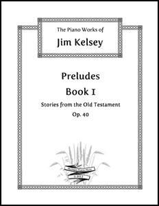 Preludes: Book 1, Op. 40