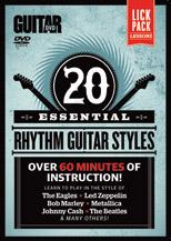 20 Essential Rhythm Guitar Styles