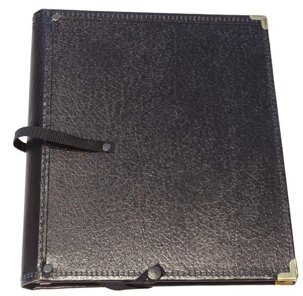 The Black Folder Cover