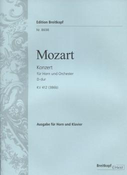Concerto in D Major, K. 412