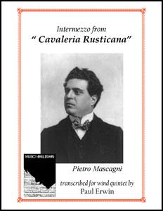 Intermezzo from Cavaleria Rusticania