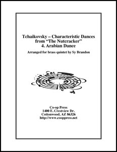 Arabian Dance from The Nutcracker