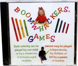 Boomwhackers Games CDs