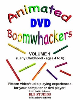 Animated Boomwhackers #1