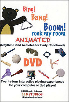 Animated Bing! Bang! Boom! Rock My Room