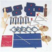Rhythm Band Instrument Set 40 Players