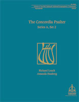 Concordia Psalter Series A Set 2