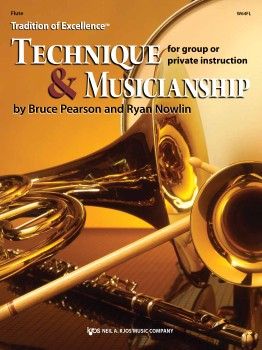 Tradition of Excellence Technique and Musicianship