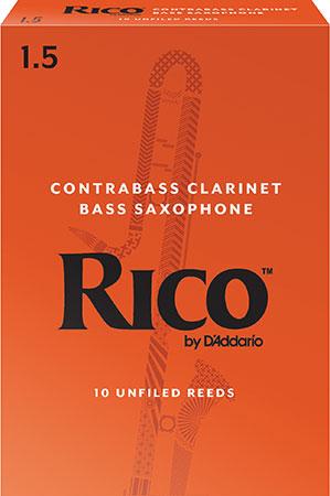 Rico Contra Clarinet Reeds
