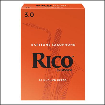 Rico by D'Addario Baritone Sax Reeds