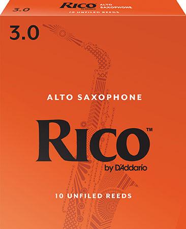 Rico by D'Addario Alto Sax Reeds Cover